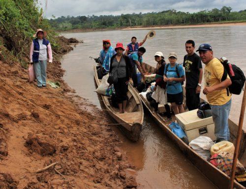 Medical Mission Trip through the Maniqui River-2018